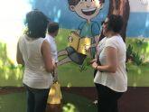 Los más pequeños ya pueden disfrutar del Área Infantil en la Avenida de Villa Esperanza