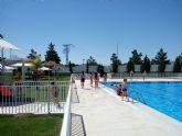 Las piscinas de verano de Puerto Lumbreras abren sus puertas