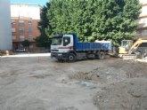 Saorín anuncia un 'nuevo aparcamiento público en el solar del Molino de Capdevila'