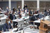 [El Pleno de la Asamblea Regional aprueba el dictamen del proyecto de Presupuestos Generales de la Comunidad Autónoma para 2021