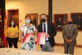 Ayuntamiento y UMU firman el convenio para la creación en Jumilla de una sede permanente de extensión universitaria