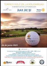 Golf Solidario a beneficio de 'Dar de sí' en Lo Romero