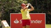 La castellonense Carla Bernat, líder del Santander Golf Tour Málaga a base de birdies