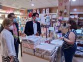 El PP Molina de Segura visita a comerciantes, hosteleros y artesanos, para informarles de las 55 medidas que hemos propuesto y que el Gobierno local PSOE - Podemos ha rechazado