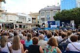 Miles de fieles honran a la 'Estrella de los mares'