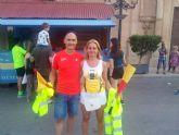 El Club Atletismo Totana participó en la Carrera Fiestas de Santiago y Carrera Popular de Villaricos