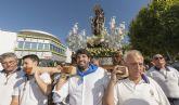 López Miras participa en la romería de la Virgen del Carmen en San Pedro del Pinatar 2018