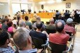 Se da cuenta al Pleno de las delegaciones de las distintas áreas y servicios, y la composición de la Junta de Gobierno Local del Ayuntamiento de Totana para esta legislatura