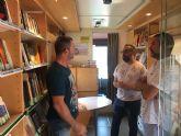 El Bibliobús vuelve con el verano a Santiago de la Ribera