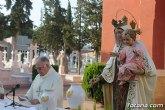 """Tradicional Misa en el Cementerio """"Nuestra Sra. del Carmen"""" con motivo de la festividad de la Virgen del Carmen 2019"""