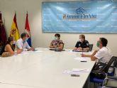 Ayuntamiento y Vendedores Ambulantes trabajan para mejorar el Mercado Semanal de Torre Pacheco