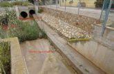 Una obra en el canal D-7 se suma a los proyectos en marcha para evitar nuevas inundaciones en Los Alcázares