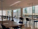 La Sala de Estudio del Centro Integral de Seguridad de Torre Pacheco 'Politeca' vuelve a abrir las 24 horas
