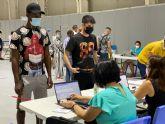 3 999 vacunados con pauta completa en Torre Pacheco
