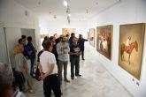 Manuel Páez expone 'Atavismos' en Casas Consistoriales