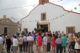 Finalizan las fiestas en honor a la Virgen del Carmen de la pedanía lumbrerense de Góñar