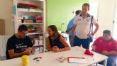En Archena se benefician el 50 por ciento de los usuarios del Centro de Día de Discapacitados Psíquicos después de la supresión del 33 % del copago