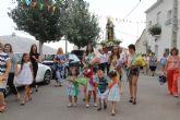 Finalizan con éxito las fiestas en honor a la Virgen del Carmen de Góñar