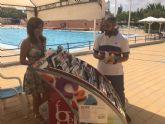 Más de 700 personas utilizan las bibliopiscinas de Murcia Parque y Alquerías en apenas un mes y medio