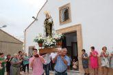 La pedanía de Góñar pone fin a sus fiestas en honor a la Virgen del Carmen