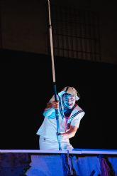 'GLUBS' la obra de teatro gestual en Calasparra