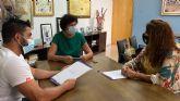 Ayuntamiento de Puerto Lumbreras y Asociación Ria Pita renuevan el convenio de colaboración para seguir fomentando la cultura del baile español en el municipio