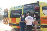 El Ayuntamiento de San Pedro del Pinatar incorpora una nueva ambulancia al servicio de Emergencias
