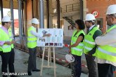 La Comunidad prev� que las obras de ampliaci�n del Parque de Bomberos de Alhama-Totana terminen antes de final de año
