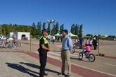 La concejalía de Medio Ambiente promueve de manera lúdica la movilidad sostenible