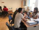 La Oficina de Atención y Apoyo a los Afectados por las inundaciones comienza su actividad en Torre Pacheco