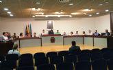 El Pleno solicita la declaración inmediata de San Javier como 'Zona afectada gravemente por emergencia de Protección Civil'