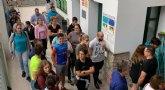 San Javier abre un centro de donaciones para los afectados por las inundaciones
