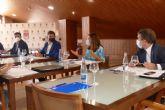 La alcaldesa de Cartagena vuelve a pedir una figura de coordinación de actuaciones para recuperar el Mar Menor