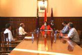 La presidenta de la Autoridad Portuaria de Cartagena se incorpora a su actividad
