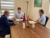 El alcalde pide al consejero de Agricultura el millón de euros prometido para reparar los daños en caminos rurales por la DANA