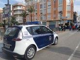 La Policía Local arranca hoy la campana de vigilancia y control de distracciones al volantes, que se prolongará hasta el miércoles 22 de septiembre