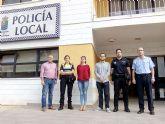 El Ayuntamiento de Molina de Segura presenta el nuevo vestuario de la Policía Local