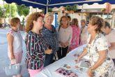 La AECC de San Pedro del Pinatar realiza una campaña informativa sobre el cáncer de mama