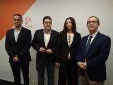 Elena García Quiñones asume la secretaría de Programas y Áreas Sectoriales de Ciudadanos Región de Murcia