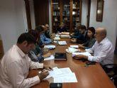 La Junta de Gobierno Local de Molina de Segura aprueba convenios con Cruz Roja, Plataforma de la Inmigración y Fundación de Estudios Médicos