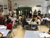 Inicio del Curso de Educación Vial en Torre Pacheco, en el que participarán más de 2200 alumnos de 98 grupos de 3º a 6º de primaria de centros del municipio de Torre Pacheco