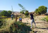 Jornada de convivencia medioambiental del grupo scout Ítaca para abrir su ronda solar 2019-20