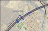 El Ministerio de Fomento ejecutará las obras de reparación del paso superior del P.K. 592+930 de la autovía A-7, en Librilla