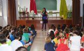 Las Torres de Cotillas fomenta el uso de la biblioteca en la conmemoración de su día mundial