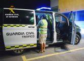 La Guardia Civil investiga a un conductor que colisionó con otro turismo cuando circulaba en sentido contrario cuadruplicando la tasa máxima de alcohol