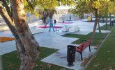 El Ayuntamiento de Lorquí abre los parques y jardines