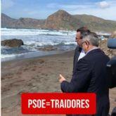 PP: 'PSOE y Podemos votan no a continuar la regeneración de la bahía de Portman'