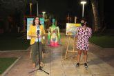 Laura Delgado expone en el Espacio de Arte de la Casa de Cultura de San Pedro del Pinatar