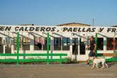 Urbanismo obliga a los propietarios a precintar el restaurante Katy de Cabo de Palos