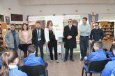 Los escolares del municipio participan en el circuito de movilidad y en el taller de tecnología adaptada de la ONCE